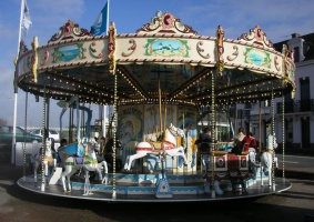 Le Caroussel de Pornic, une institution