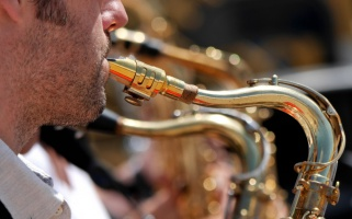 Pornic Big Band et Jazz en Sea Bay en concert