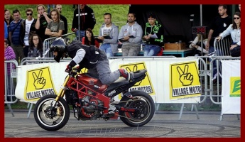 Ouest-Bike-Show annuel de Bourgneuf