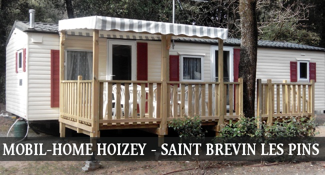 Mobile-Home Hoizey - Saint Brevin Les Pins