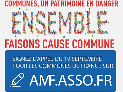 Pornic - 28/09/2015 - Mairie de Pornic : Mobilisation nationale