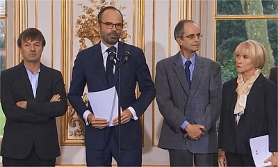Pornic - 14/12/2017 - NDDL : le dilemne d'Edouard Philippe